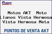 Motos AKT  Moto Llanos Vista Hermosa Vista Hermosa Meta