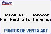 Motos AKT  Motocor Sur Monteria Córdoba