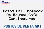 Motos AKT  Motomax De Boyaca Chía Cundinamarca
