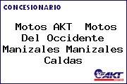Motos AKT  Motos Del Occidente Manizales Manizales Caldas