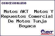 Motos AKT  Motos Y Repuestos Comercial De Motos Tunja Boyaca