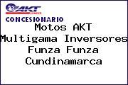Motos AKT  Multigama Inversores Funza Funza Cundinamarca