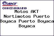 Motos AKT  Nortimotos Puerto Boyaca Puerto Boyaca Boyaca