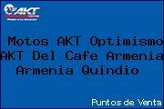 Motos AKT Optimismo AKT Del Cafe Armenia Armenia Quindio