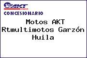 Motos AKT Rtmultimotos Garzón Huila
