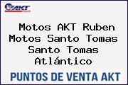 Motos AKT Ruben Motos Santo Tomas Santo Tomas Atlántico