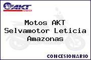 Motos AKT  Selvamotor Leticia Amazonas