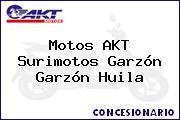 Motos AKT  Surimotos Garzón Garzón Huila