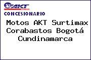 Motos AKT Surtimax Corabastos Bogotá Cundinamarca