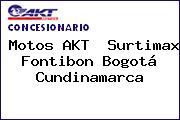 Motos AKT  Surtimax Fontibon Bogotá Cundinamarca
