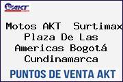 Motos AKT  Surtimax Plaza De Las Americas Bogotá Cundinamarca