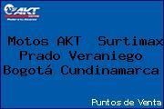 Motos AKT  Surtimax Prado Veraniego Bogotá Cundinamarca