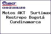 Motos AKT  Surtimax Restrepo Bogotá Cundinamarca