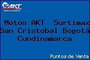 Motos AKT  Surtimax San Cristobal Bogotá Cundinamarca