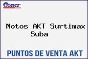 Motos AKT Surtimax Suba