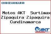 Motos AKT  Surtimax Zipaquira Zipaquira Cundinamarca