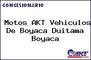 Motos AKT Vehiculos De Boyaca Duitama Boyaca