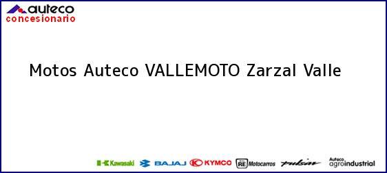 Teléfono, Dirección y otros datos de contacto para Motos Auteco VALLEMOTO, Zarzal, Valle, Colombia