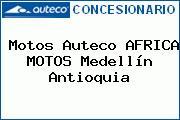 Motos Auteco AFRICA MOTOS Medellín Antioquia