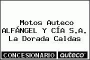 Motos Auteco ALFÁNGEL Y CÍA S.A. La Dorada Caldas