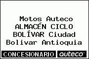 Motos Auteco ALMACÉN CICLO BOLÍVAR Ciudad Bolivar Antioquia