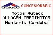 Motos Auteco ALMACÉN CREDIMOTOS Montería Cordoba