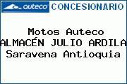 Motos Auteco ALMACÉN JULIO ARDILA Saravena Antioquia