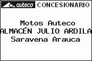Motos Auteco ALMACÉN JULIO ARDILA Saravena Arauca