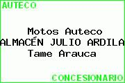 Motos Auteco ALMACÉN JULIO ARDILA Tame Arauca