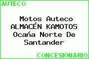 Motos Auteco ALMACÉN KAMOTOS Ocaña Norte De Santander
