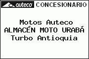 Motos Auteco ALMACÉN MOTO URABÁ Turbo Antioquia