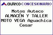 Motos Auteco ALMACÉN Y TALLER MOTO VEGA Aguachica Cesar