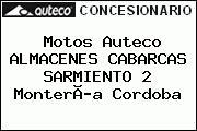 Motos Auteco ALMACENES CABARCAS SARMIENTO 2 Montería Cordoba