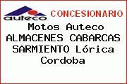Motos Auteco ALMACENES CABARCAS SARMIENTO Lórica Cordoba