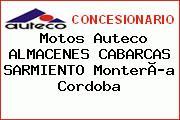 Motos Auteco ALMACENES CABARCAS SARMIENTO Montería Cordoba