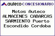 Motos Auteco ALMACENES CABARCAS SARMIENTO Puerto Escondido Cordoba