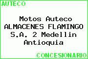 Motos Auteco ALMACENES FLAMINGO S.A. 2 Medellin Antioquia