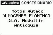 Motos Auteco ALMACENES FLAMINGO S.A. Medellin Antioquia