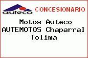 Motos Auteco AUTEMOTOS Chaparral Tolima