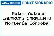 Motos Auteco CABARCAS SARMIENTO Montería Córdoba