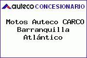 Motos Auteco CARCO Barranquilla Atlántico