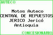 Motos Auteco CENTRAL DE REPUESTOS JERICO Jericó Antioquia