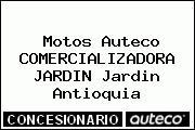 Motos Auteco COMERCIALIZADORA JARDIN Jardin Antioquia
