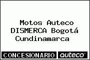 Motos Auteco DISMERCA Bogotá Cundinamarca