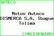 Motos Auteco DISMERCA S.A. Ibague Tolima