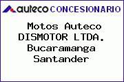 Motos Auteco DISMOTOR LTDA. Bucaramanga Santander