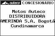 Motos Auteco DISTRIBUIDORA AMERINDA S.A. Bogotá Cundinamarca