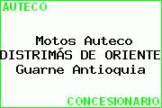 Motos Auteco DISTRIMÁS DE ORIENTE Guarne Antioquia