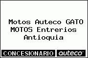 Motos Auteco GATO MOTOS Entrerios Antioquia