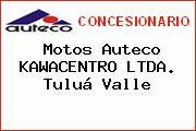 Motos Auteco KAWACENTRO LTDA. Tuluá Valle